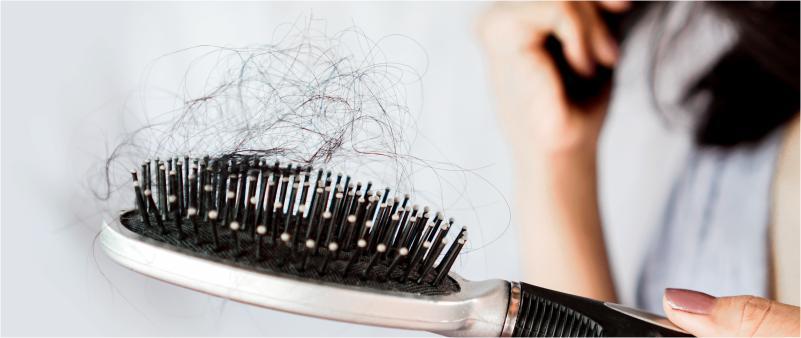 ریزش روزانه مو